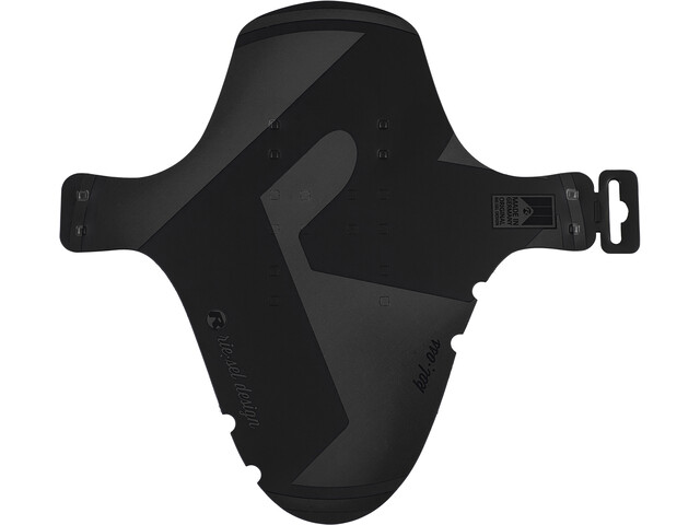 "rie:sel design kol:oss Front Mudguard 26-29"" Large stealth"